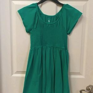Ladies Green Maternity Top size M